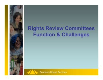 Rights Review Committee