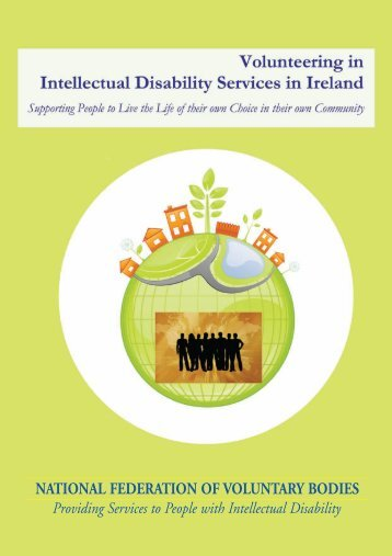 Volunteering in Intellectual Disability Services in Ireland - National ...
