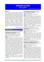sinopseV3n2.pdf - FEEC - Unicamp