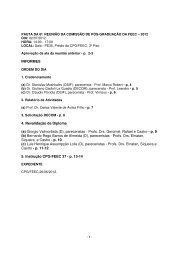 pauta - FEEC - Unicamp