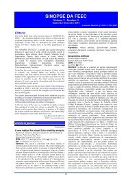 sinopseV3n3.pdf - FEEC - Unicamp