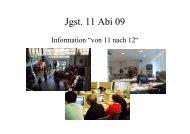 Jgst. 11 Abi 09