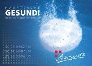 GESUND! - FEG Buchs
