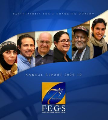 2009/10 Annual Report - FEGS