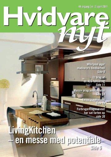 LivingKitchen – en messe med potentiale - Feha