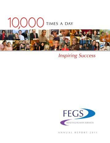 2011 Annual Report - FEGS