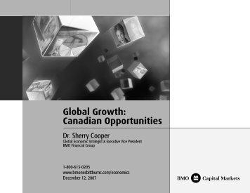 BMO Capital Markets Global Growth - FEI Canada