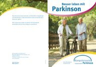 Parkinson - Feierabend
