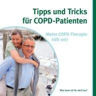 Tipps und Tricks für COPD-Patienten - Feierabend