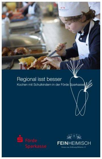 Regional isst besser - Feinheimisch