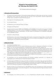 Allgemeine Vertragsbedingungen der Felbermayr Bau GmbH & Co ...