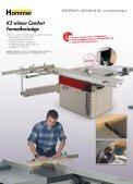 die riCHtige entSCHeidung - FELDER Holzbearbeitungsmaschinen ... - Seite 2