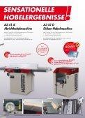 die riCHtige entSCHeidung - FELDER Holzbearbeitungsmaschinen ... - Seite 3