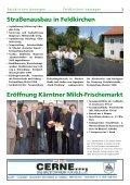 Schöne Ferien! - bei der Stadtgemeinde Feldkirchen in Kärnten - Seite 3