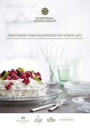 Rosendahl Vår 2013 - Felestad