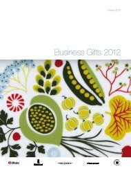Business Gifts 2012 - Rörstrand