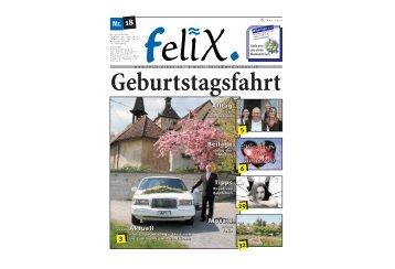 aktuell - Mediarbon - felix