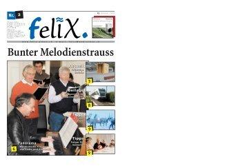 Bunter Melodienstrauss - Mediarbon - felix