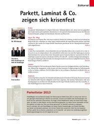 Co. zeigen sich krisenfest - beim SN-Fachpresse Verlag