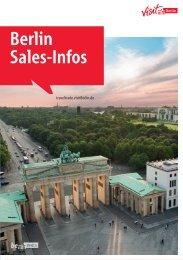 Berlin Sales-Infos - Traveltrade – visitBerlin.de - Berlin