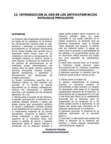 Capítulo 12 Patologías Prevalentes - Femeba