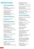 Establecimientos Sanitarios Públicos que ... - Femeba Salud - Page 3