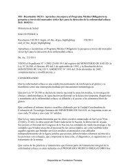 MS - Resolución 102/11- Aprueba e incorpora al ... - Femeba Salud