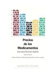 Precios de los Medicamentos - Femeba