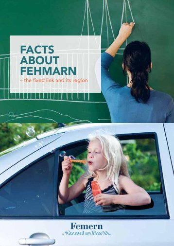 Facts about Fehmarn, 2nd edition - Femern