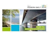 KLAR TIL NYE UDFORDRINGER - Femern Belt Development
