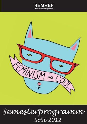 FLIT - Autonomes Feministisches Referat der Uni Oldenburg ...