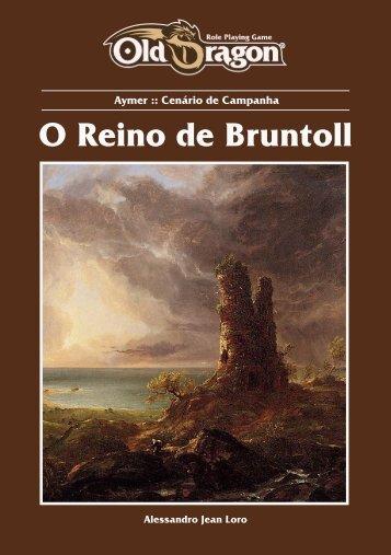 O Reino de Bruntoll - Old Dragon