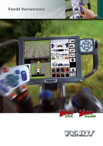 Guide DOC - AGCO GmbH