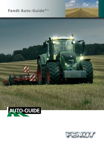 Fendt Auto-GuidePro
