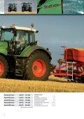 Fendt 800 Vario - AGCO GmbH - Page 3