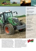 Fendt 800 Vario - AGCO GmbH - Page 7