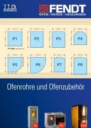 Ofenrohre und Ofenzubehör (4 MB) - Eisen Fendt GmbH