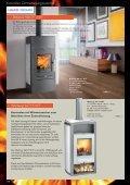 Zentralheizungssystem Gas-Kaminöfen - Eisen Fendt GmbH - Page 6