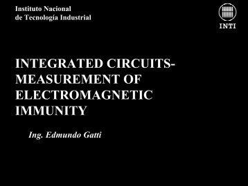electromagnetic immunity