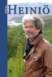 Download a brochure of Heiniö (pdf) - Fennica Gehrman