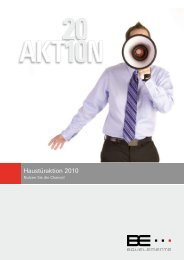 BE - Haustüraktion 2010.pdf - Pfaff Innenausbau e.K.