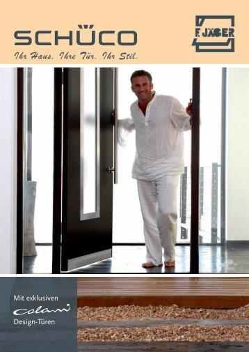 Ihr Haus. Ihre Tür. Ihr Stil. - GS-Schmidt