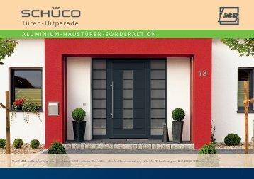 Türen-Hitparade - F.Jäger Fenster-und Türenwerk