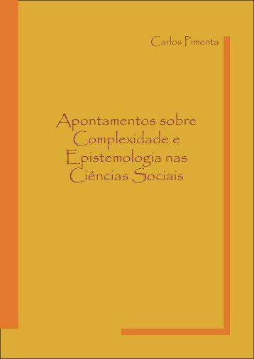 Sobre as Ciências Sociais - FEP - Universidade do Porto