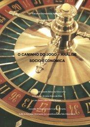 o caminho do jogo – análise socio-económica - FEP - Universidade ...