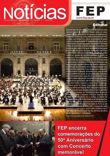 FEP encerra comemorações do 50º Aniversário com Concerto ...