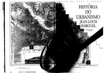 Page 1 HISTÓRIA DO URBANISMO JEAN-LOUIS HAROUEL 206 ...