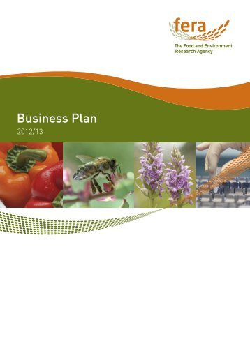 Business plan 2012-13 FINAL VERSION 2 WITH AMEND:Layout 1.qxd