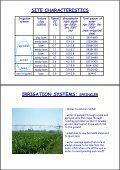 the effect of irrigation on herbicide leaching under real farm conditions - Page 3