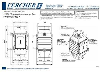 Abgas - FERCHER